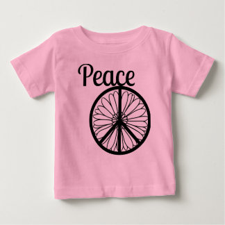 Fredsteckenblomma Tshirts