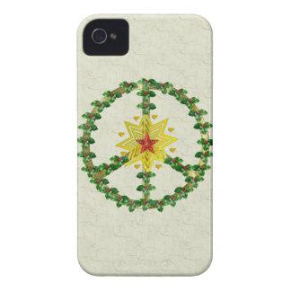 Fredstjärnajul Case-Mate iPhone 4 Cases