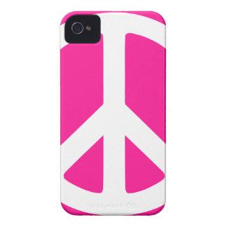 Fredsymbol iPhone 4 Case-Mate Fodraler