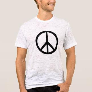 Fredsymbolmanar t-skjorta tröjor