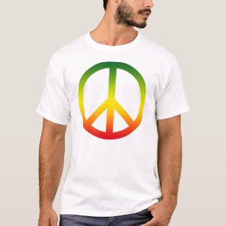 FredsymbolRasta T-tröja T-shirts