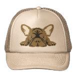 French Bulldog Face Kult Cap
