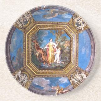 Fresco för Vatican museumtak Underlägg