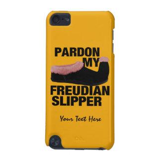 Freudian häftklammermataretelefoncases iPod touch 5G fodral