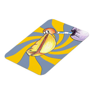 Fri 3x4 högvärdig Flexi magnet för avbrott