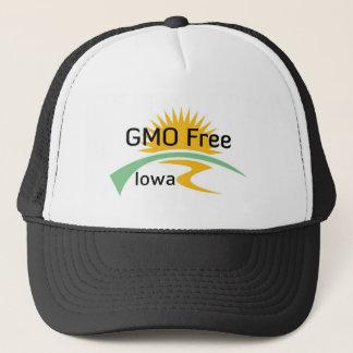 Fri Iowa hatt för GMO Keps