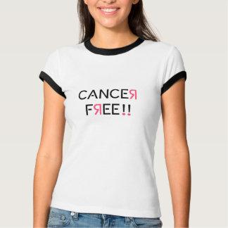 Fri RingerTee. för cancer Tee Shirts