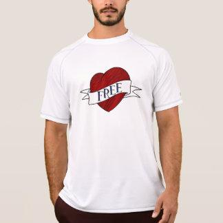 Fri skjorta - frihetsskjorta - hjärtatatuering t shirt