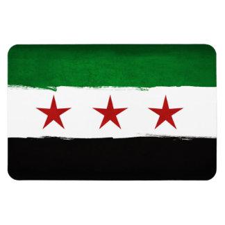 Fri Syrien magnet