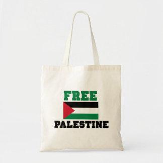 Fria Palestina Budget Tygkasse