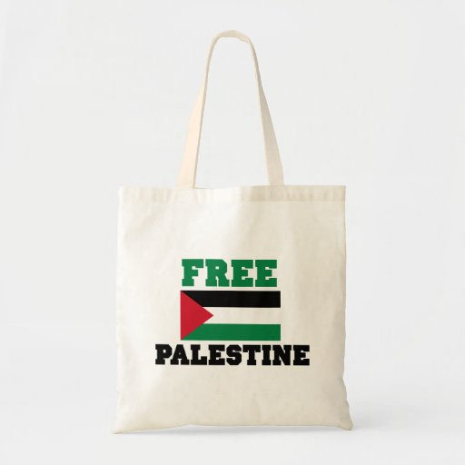 Fria Palestina Tygkasse