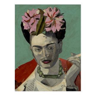 Frida Kahlo av Garcia Villegas Vykort