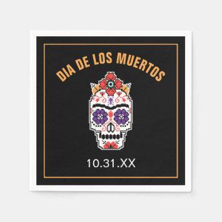 Frida Kahlo   Diameter De Los Muertos Pappersservett