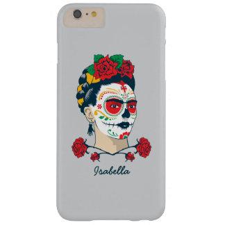 Frida Kahlo | El Día de los Muertos Barely There iPhone 6 Plus Skal