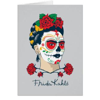 Frida Kahlo | El Día de los Muertos OBS Kort