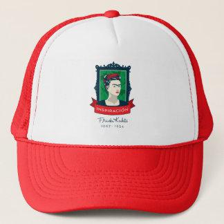 Frida Kahlo | Inspiración Truckerkeps