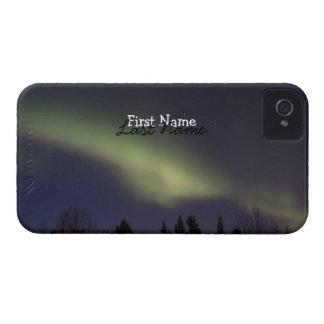 Fridsamt nordligt ljus; Anpassade iPhone 4 Skal