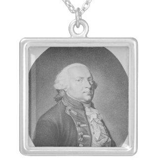 Friedrich Wilhelm Ii av Prussia Silverpläterat Halsband