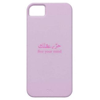 Frigör ditt varar besvärad det mobila fodral iPhone 5 Case-Mate skal