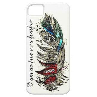 Frigör fjädern iPhone 5 cases