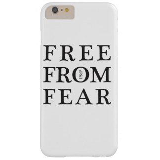 Frigör från skräck barely there iPhone 6 plus fodral