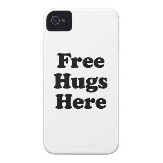 Frigör kramar här iPhone 4 skal