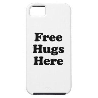 Frigör kramar här iPhone 5 Case-Mate fodraler