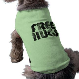 Frigör kramar husdjurströja