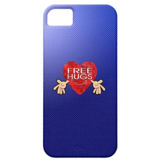 frigör kramar iPhone 5 Case-Mate fodral