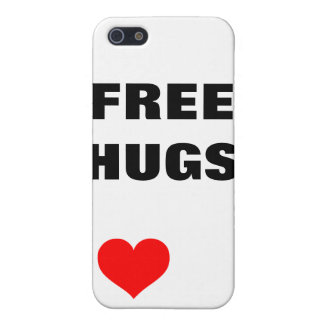 Frigör kramar! iPhone 5 cover