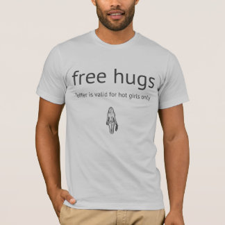 Frigör kramar * som är giltiga för varma flickor tröja