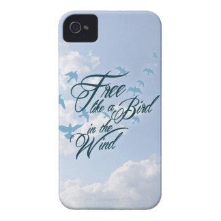 Frigör något liknande en fågel i vinden Case-Mate iPhone 4 case