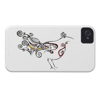 Frigör som en fågel iPhone 4 Case-Mate skydd
