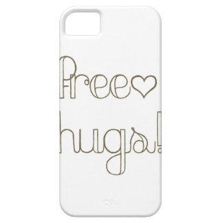 Frigör sött fodral för kramhjärtaiPhonen 5s iPhone 5 Cover