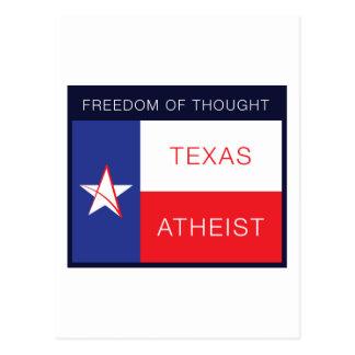 Frihet av tanke vykort