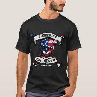 Frihet eller död T T-shirts