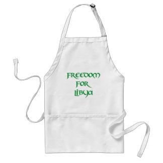 Frihet för Libyen Förkläde