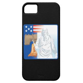 Frihet iPhone 5 Case-Mate Skydd