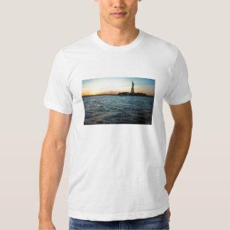 Frihet på solnedgångT-tröja Tshirts