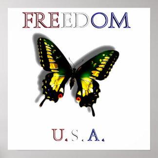 Frihet Poster