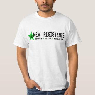 Frihet * rättvisa * revolution t shirts