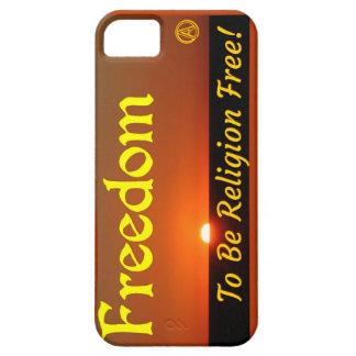 Frihet som är religionen, frigör iPhone 5 skydd