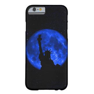 Frihet under blåttmånen barely there iPhone 6 skal