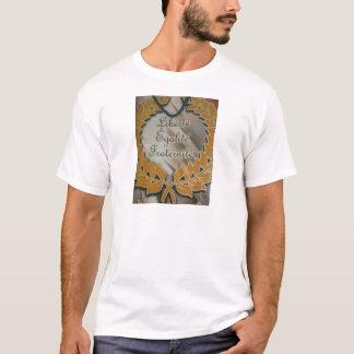 Frihetjämställdhet Fraternity.png T-shirt