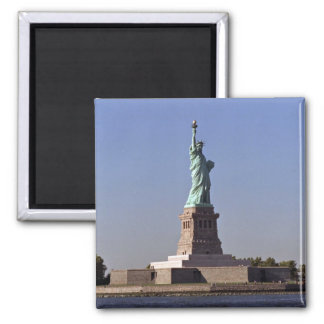 Frihetsgudinnan New York hamn, New York City, Magnet