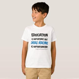 Friktionstävla är importanter! Utslagsplatsskjorta Tshirts