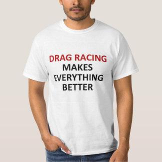 Friktionstävla gör allt bättre t-shirt