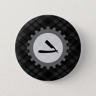 frisersalongen utrustar standard knapp rund 5.7 cm