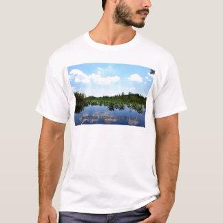 Fristad för Okefenokee medborgaredjurliv T-shirts