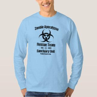 Fristad - Zombieapokalypsskjorta T Shirts